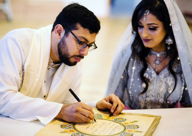 Nikahnama wants to bring back a lost Islamic marriage