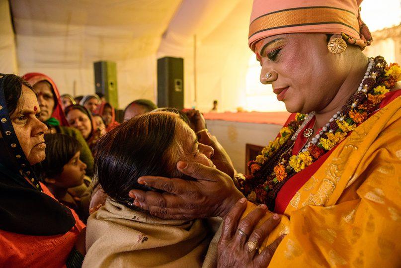 Hindu monastic order is reclaiming transgender people's status in