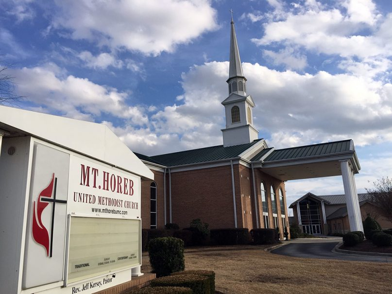 A Flourishing United Methodist Church Considers A Way Out