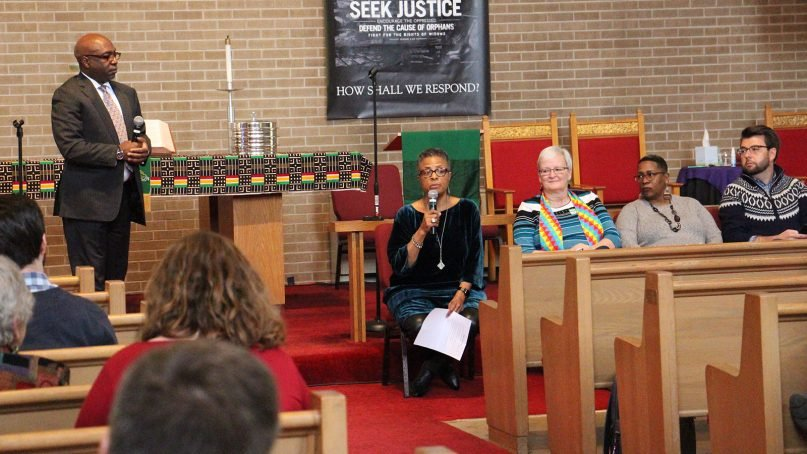 Historic United Methodist Church Sees Hopeful Time For