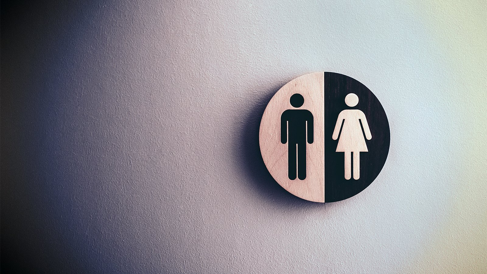 Grief hides in the church bathroom - Religion News Service