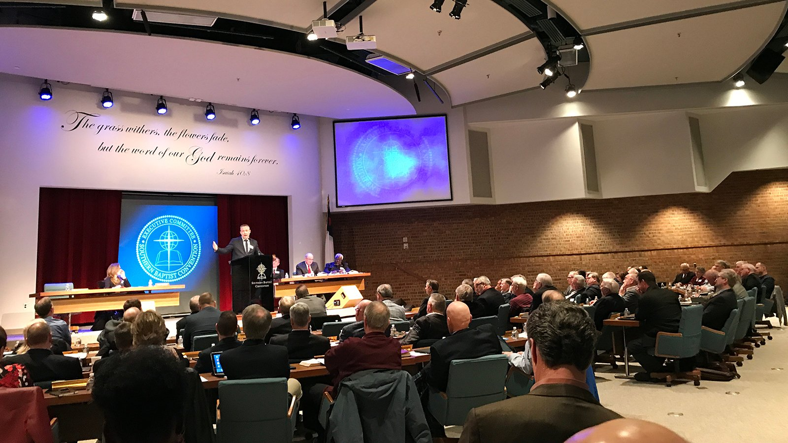SBC Executive Committee Delays Decision on Waiving Attorney-Client Privilege in Sex Abuse Investigation for Another Week