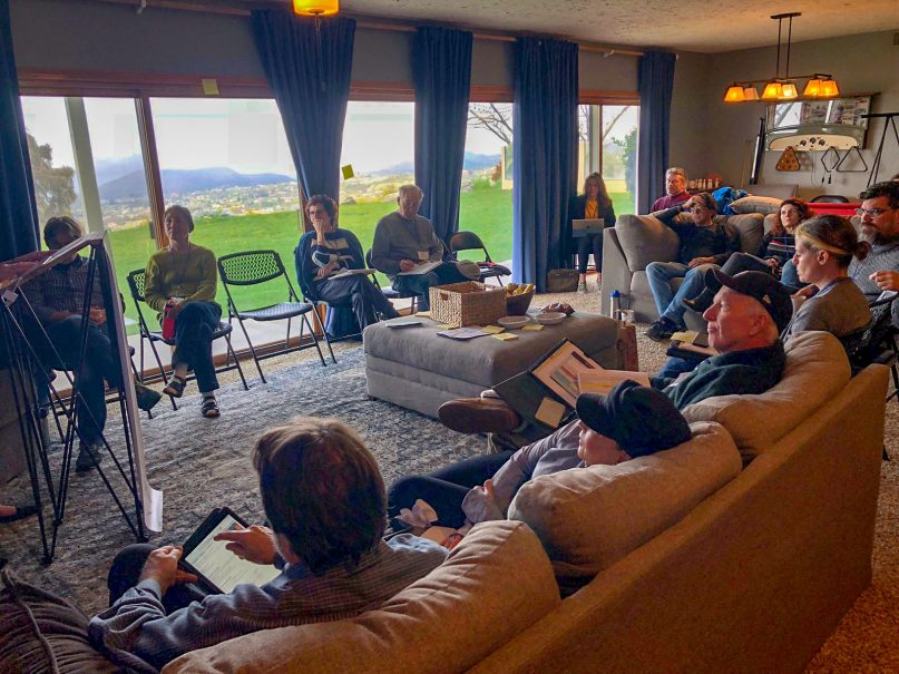 Atheist, humanist and secular leaders gather in Temecula, Calif. for the first SoCal Secular Leadership Summit, which was held from Mar. 1-3, 2019. Photo by Heather Adams