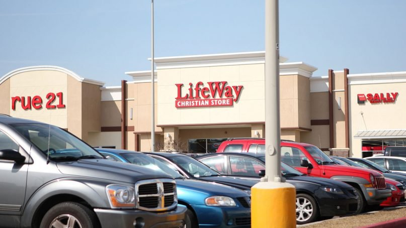 A LifeWay Christian Store in Hattiesburg, Miss.  Photo courtesy of Creative Commons