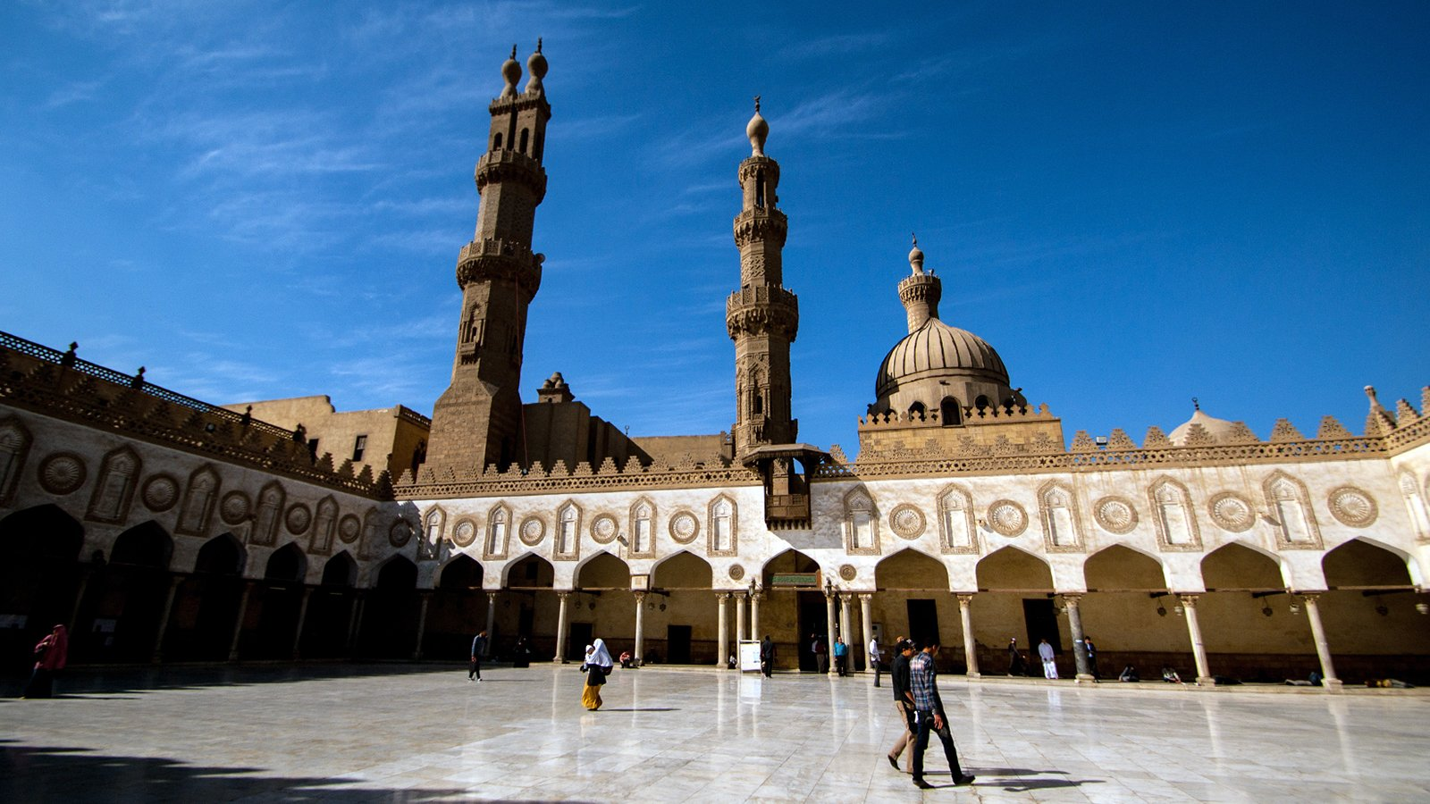 Egyptian Seminary Renews Its Claim As Arbiter Of Islam S True Meaning