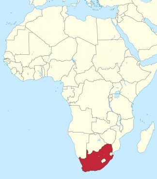 southern tip of africa map Alarmed African Churches Demand End To Persistent Xenophobic