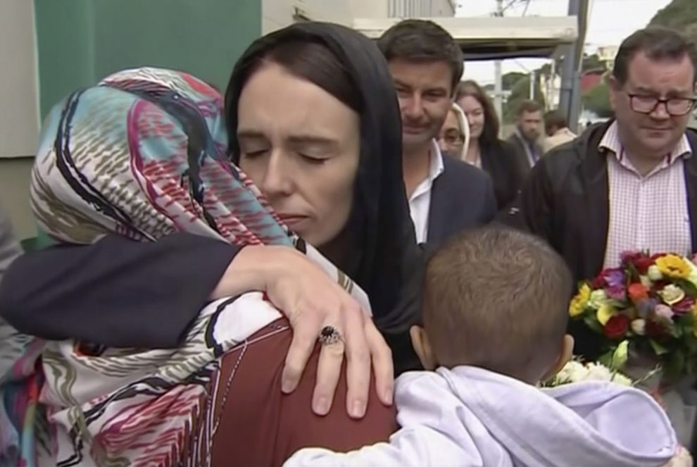 The surprising career Jacinda Ardern once had