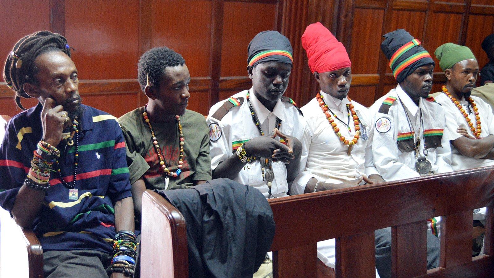 Rastafarianism, promising freedom, spreads among African