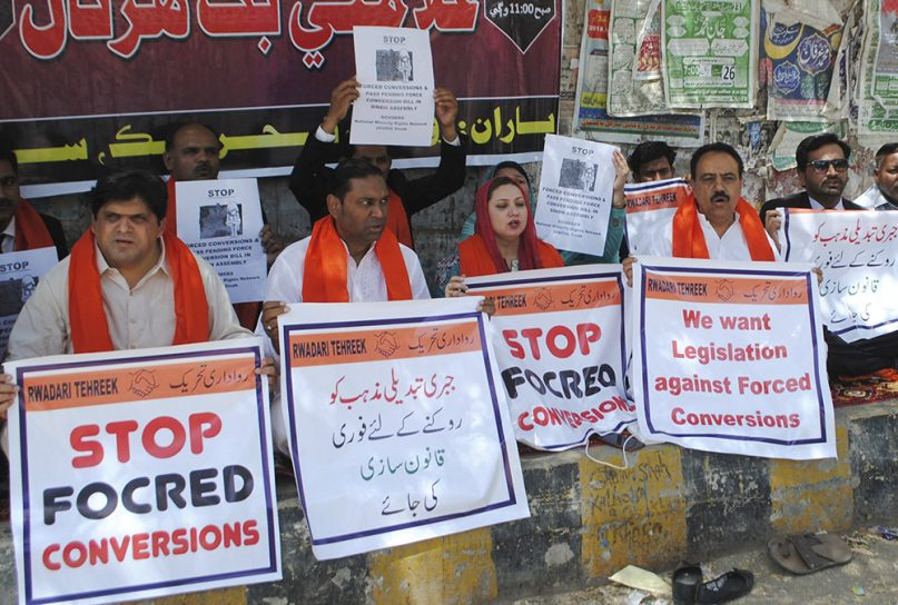 Forced conversions, marriages spike in Pakistan - Religion