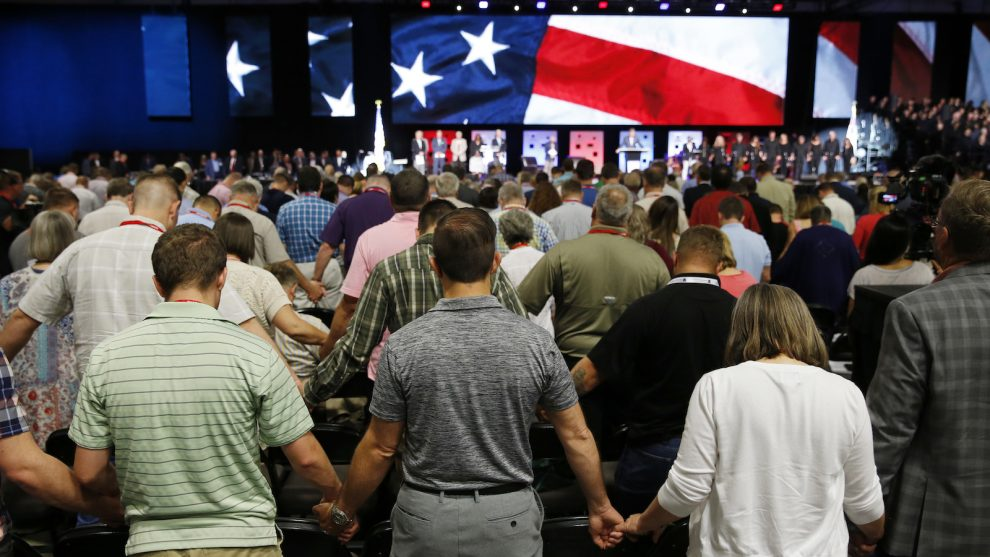 Southern Baptists see 12th year of declining membership - Religion