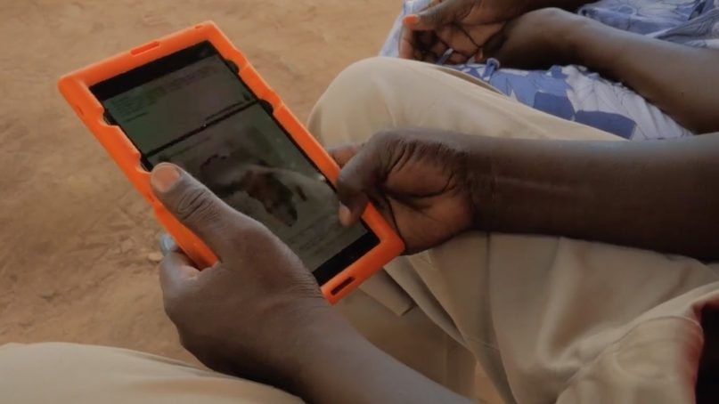 In African Refugee Camps, App Replaces Bibles Left Behind