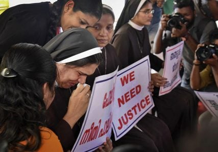 In India, charges against a Catholic bishop a victory for