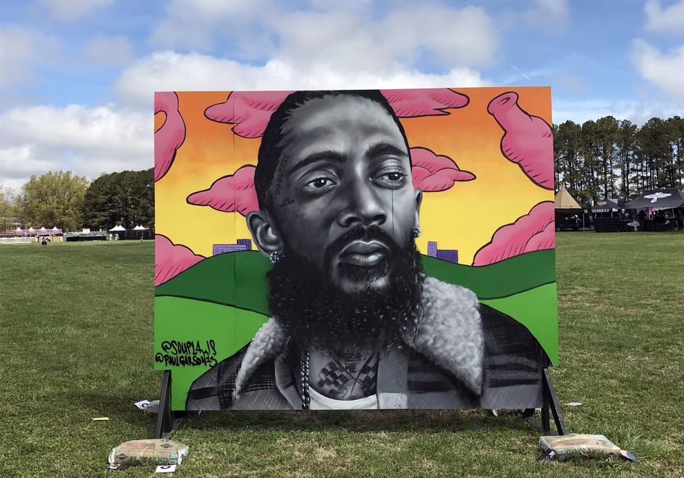 Hip-hop's mourning for Nipsey Hussle shows beauty can be found in brokenness - Religion News Service