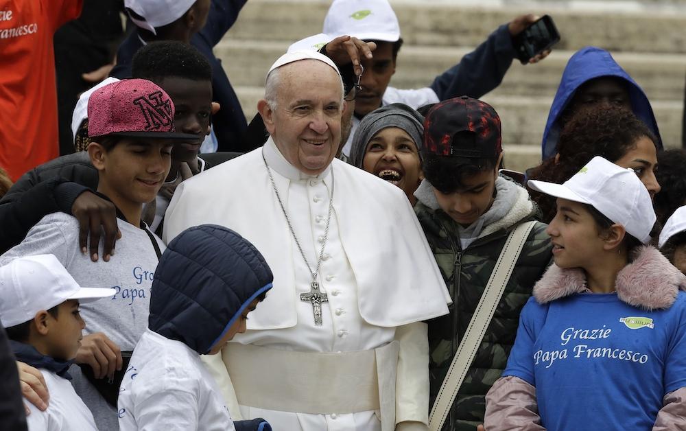 Vatican denounces UK laws regulating immigration, calls for 'a wider we'