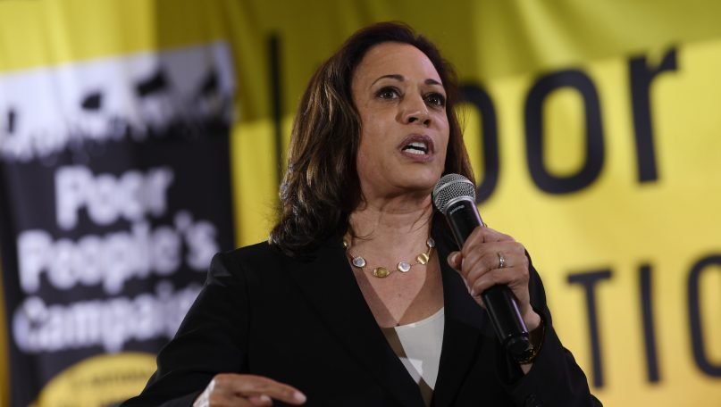 Sikh activists ask Kamala Harris for apology over beard ban