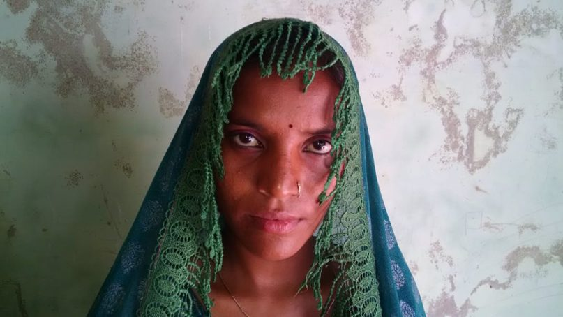 Suneeta, 16, is a Hindu girl who was abducted and converted to Islam in the city of Badin, Pakistan. Photographed on March 14, 2019, Suneeta is now back with her mother but is wary about her future, fearing another abduction by Muslim men. RNS photo by Naila Inayat/ARA Network