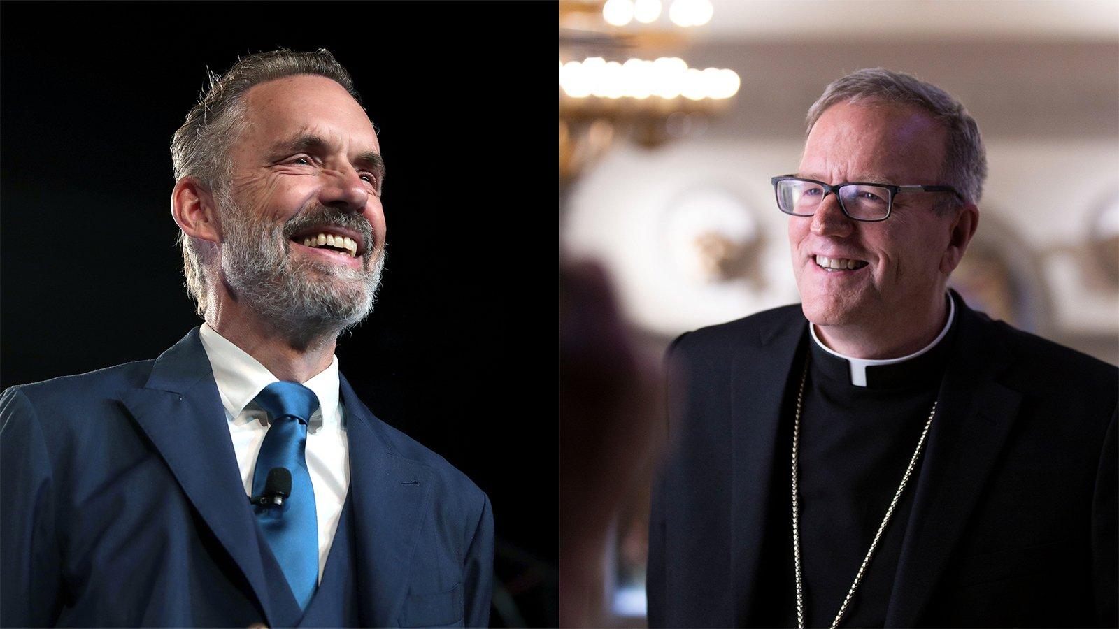 klasyczne buty taniej oficjalna strona How a Catholic bishop and Jordan Peterson became fellow ...