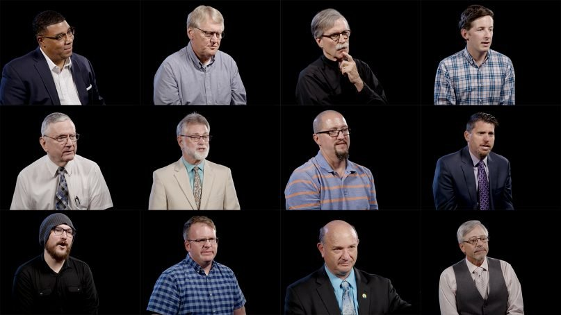 Male pastors read real comments made to female pastors in the North Carolina Conference of the United Methodist Church. Screenshots