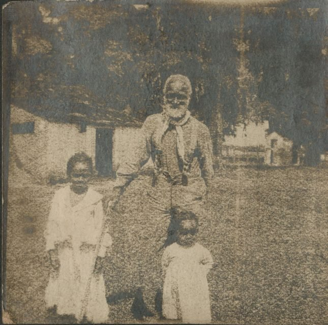 Frank Campbell, one of the GU272 enslaved people sold by the Maryland Jesuits in 1838. Photo courtesy Georgetown Slavery Archive