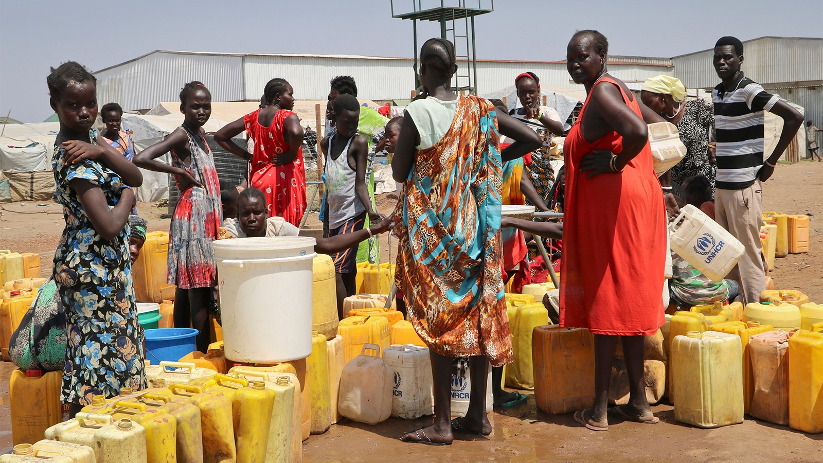 South Sudanese churches call for acceptance of wartime