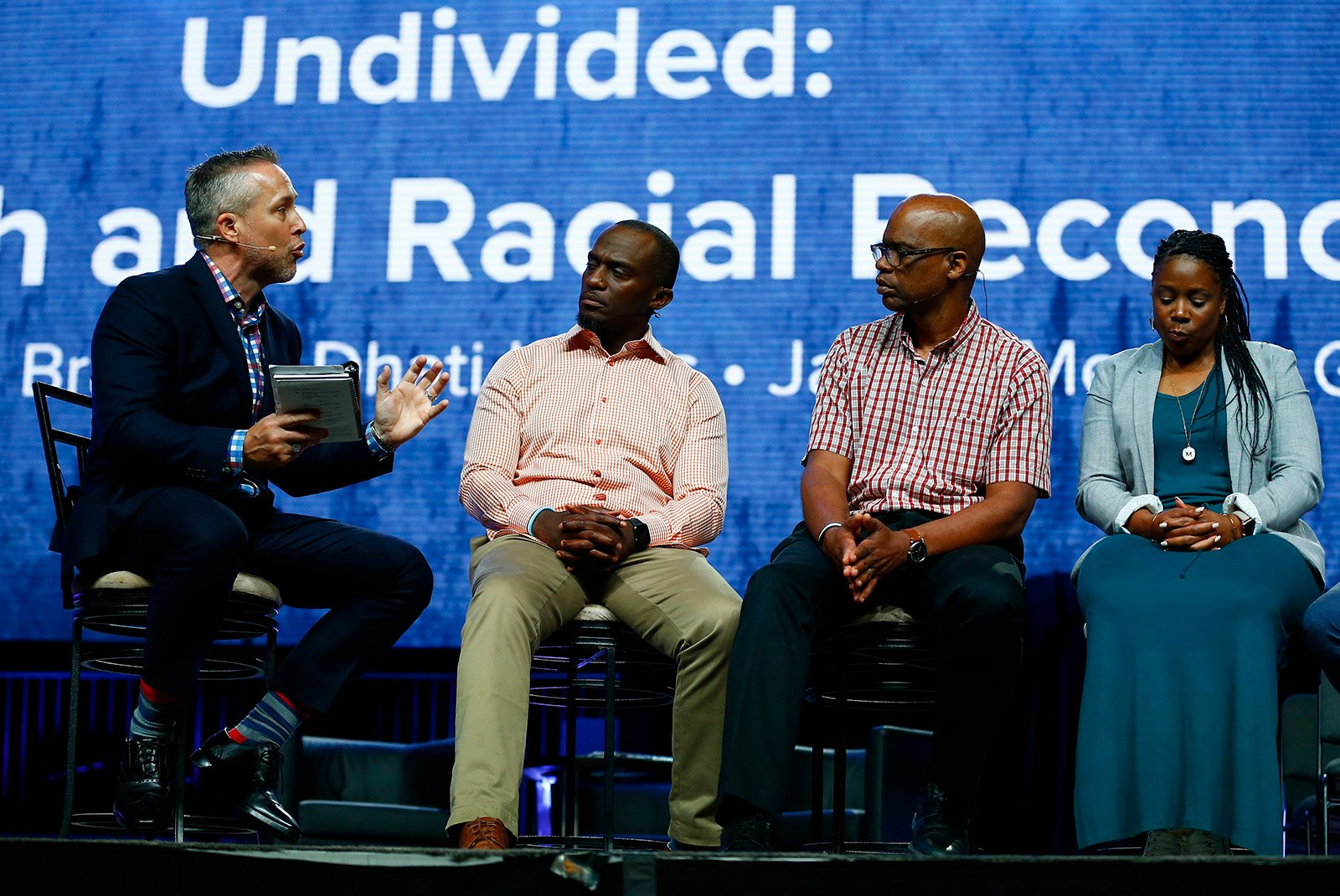 Image result for SBC panel on racial reconciliation