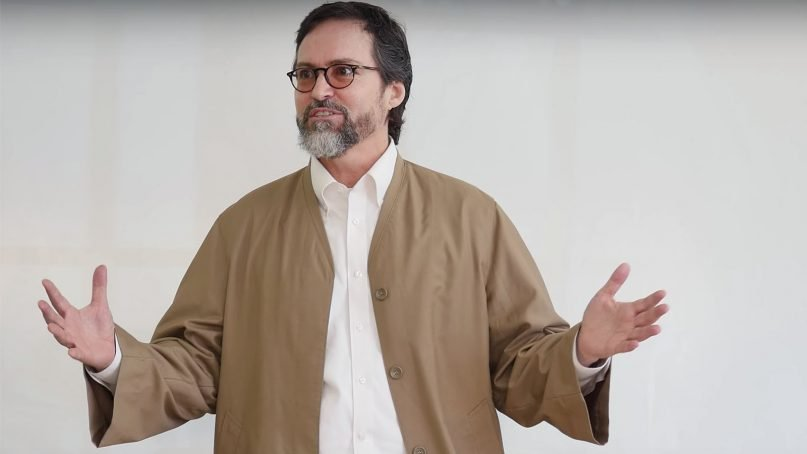 Sheikh Hamza Yusuf will be joining the  State Department's Commission on Unalienable Rights. Video screenshot