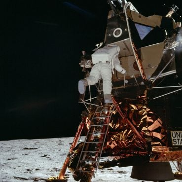 5 faith facts about the moon landing: Space Communion and a prayer