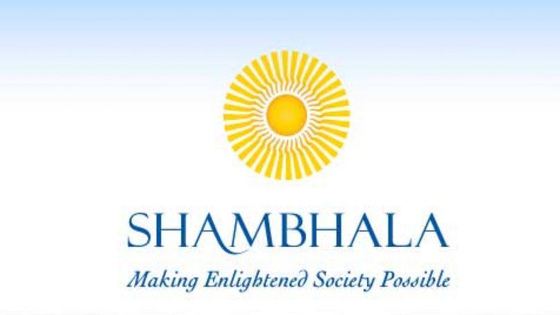 Shambhala International's logo.  Courtesy image