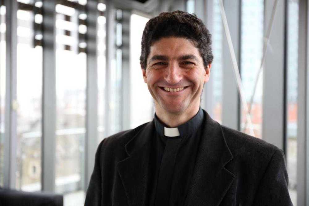 The Rev. Augusto Zampini. Courtesy photo