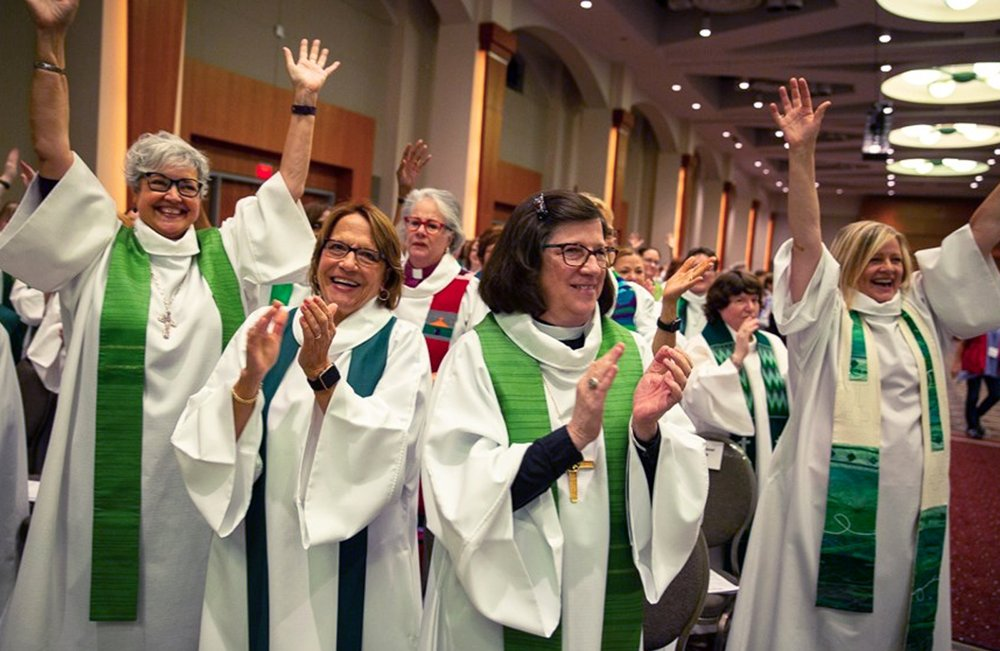 A celebration for the whole church': ELCA women reflect on 50 years of  ordination