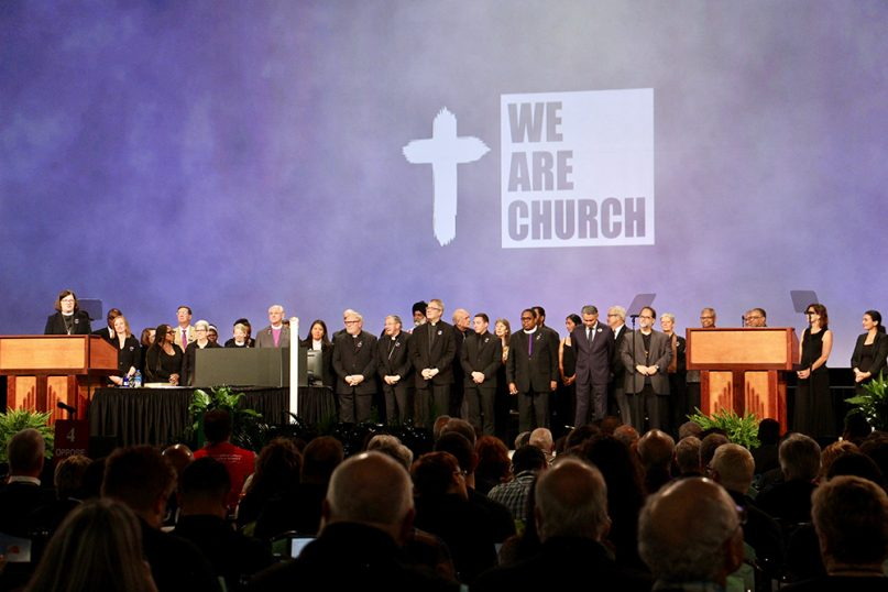 ELCA Churchwide Assembly calls sexism and patriarchy sins