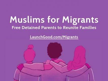 Muslim initiative raises $13,000 to release detained migrant