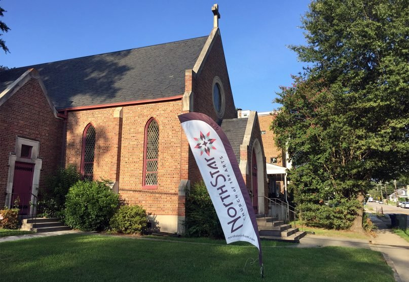North Star Church of the Arts opened its doors in January 2019, in Durham, N.C. RNS photo by Yonat Shimron
