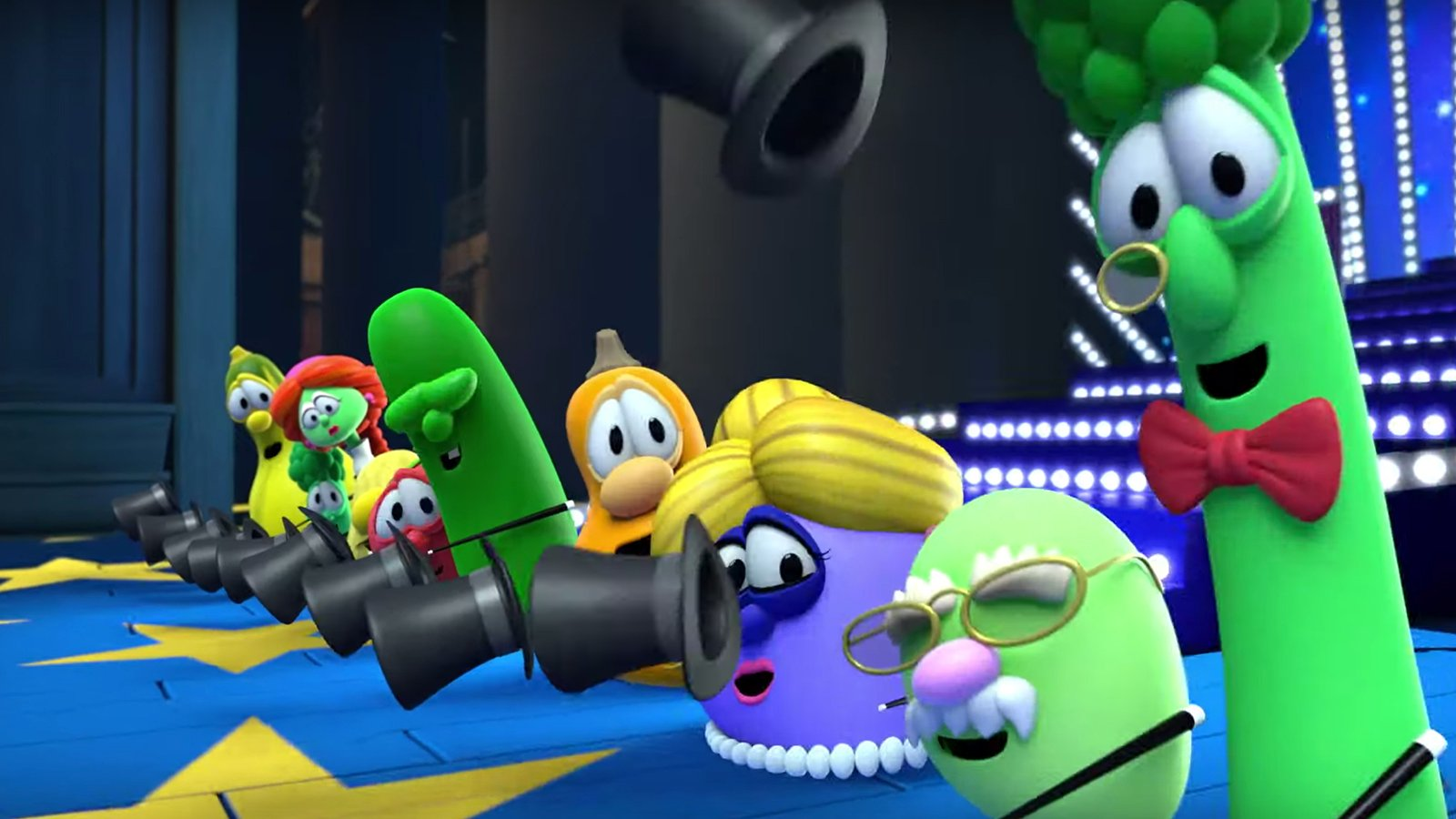 VeggieTales To Mount Latest Revival On Trinity