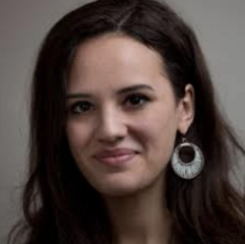 Claire Giangravé, Vatican Reporter