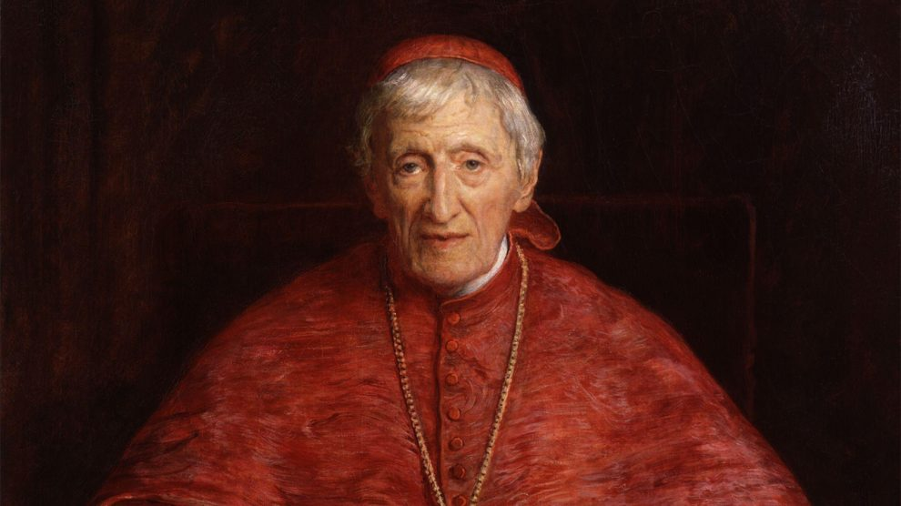 Cardinal Newman becomes first Catholic English saint in centuries