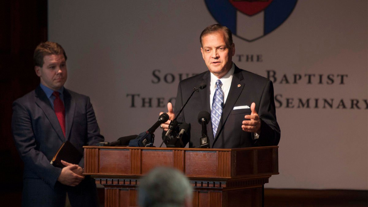 Mohler, prominent Southern Baptist, will be nominated to lead ...