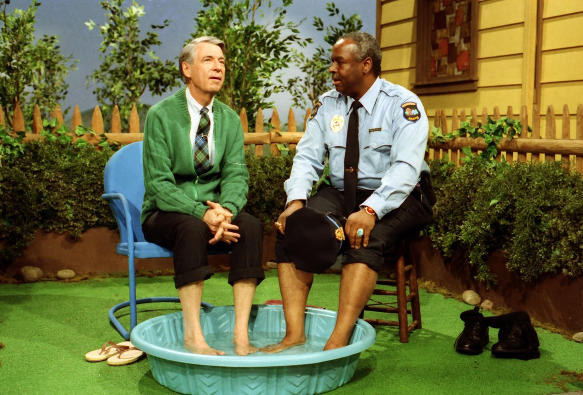 Was Mister Rogers The Messiah