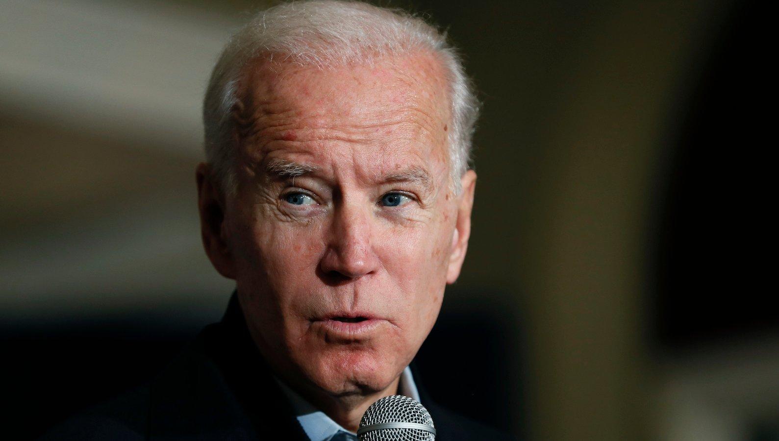 Joe Biden on restoring the soul of our nation - Religion News Service