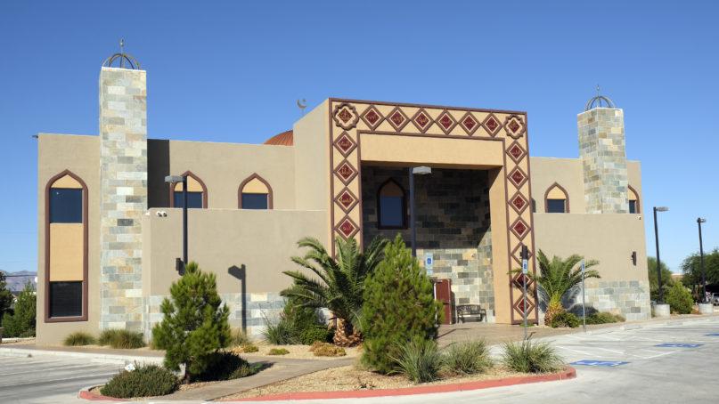 Masjid Ibrahim opened in Las Vegas in 2016. RNS photo Aysha Khan