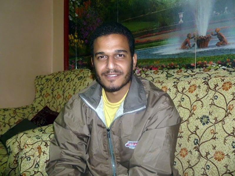 Activist Ramy Kamel. Image via Facebook