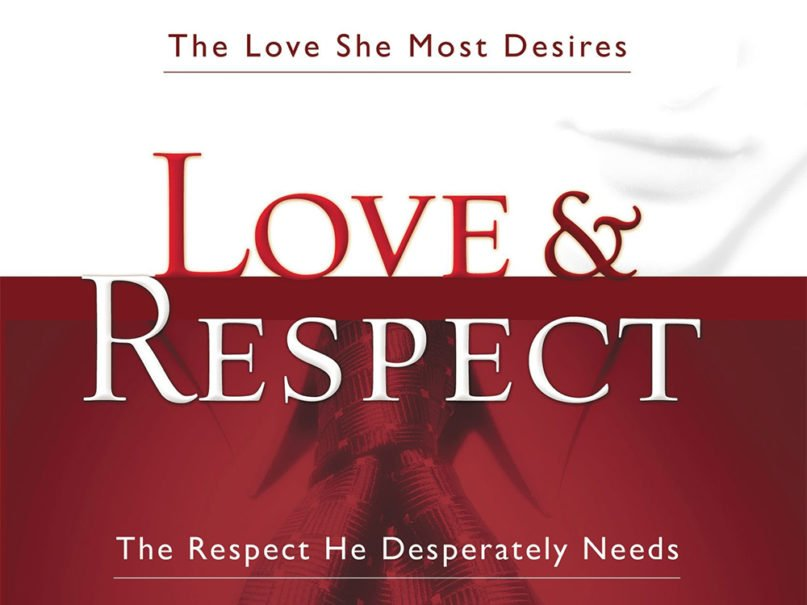 """Love & Respect"" by Emerson Eggerichs. Courtesy image"