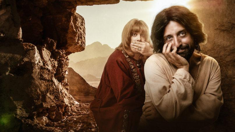 "Netflix's ""The First Temptation of Christ,"