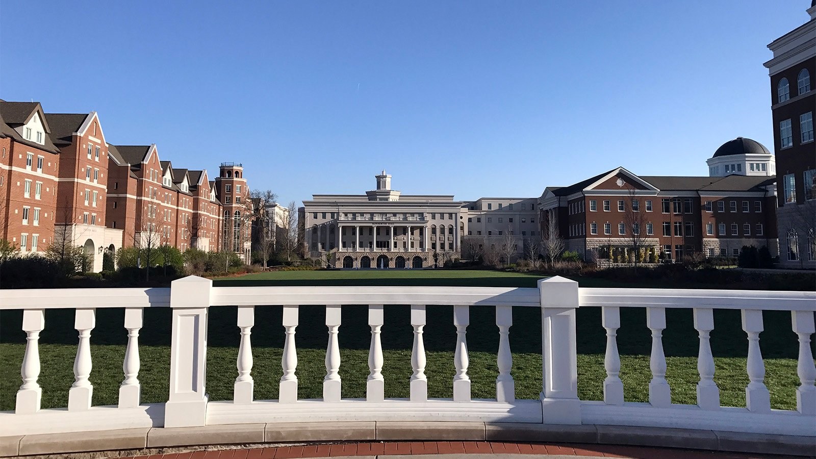 The campus of Belmont University in Nashville, Tennessee. Photo by Lahti213/Creative Commons