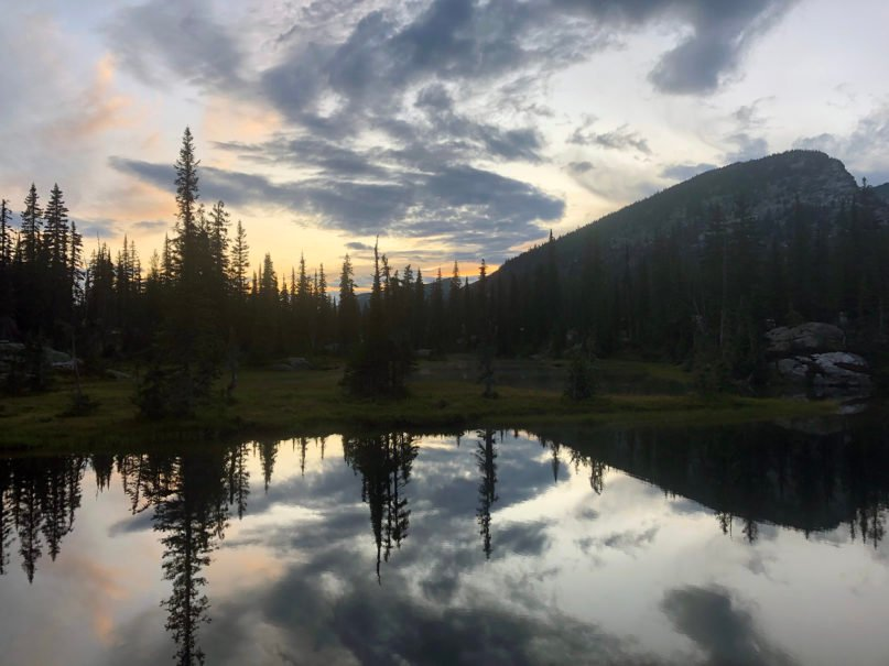 Northern Idaho has a low population density, one of the attractive qualities for those drawn to the American Redoubt movement. Photo by Tracy Simmons
