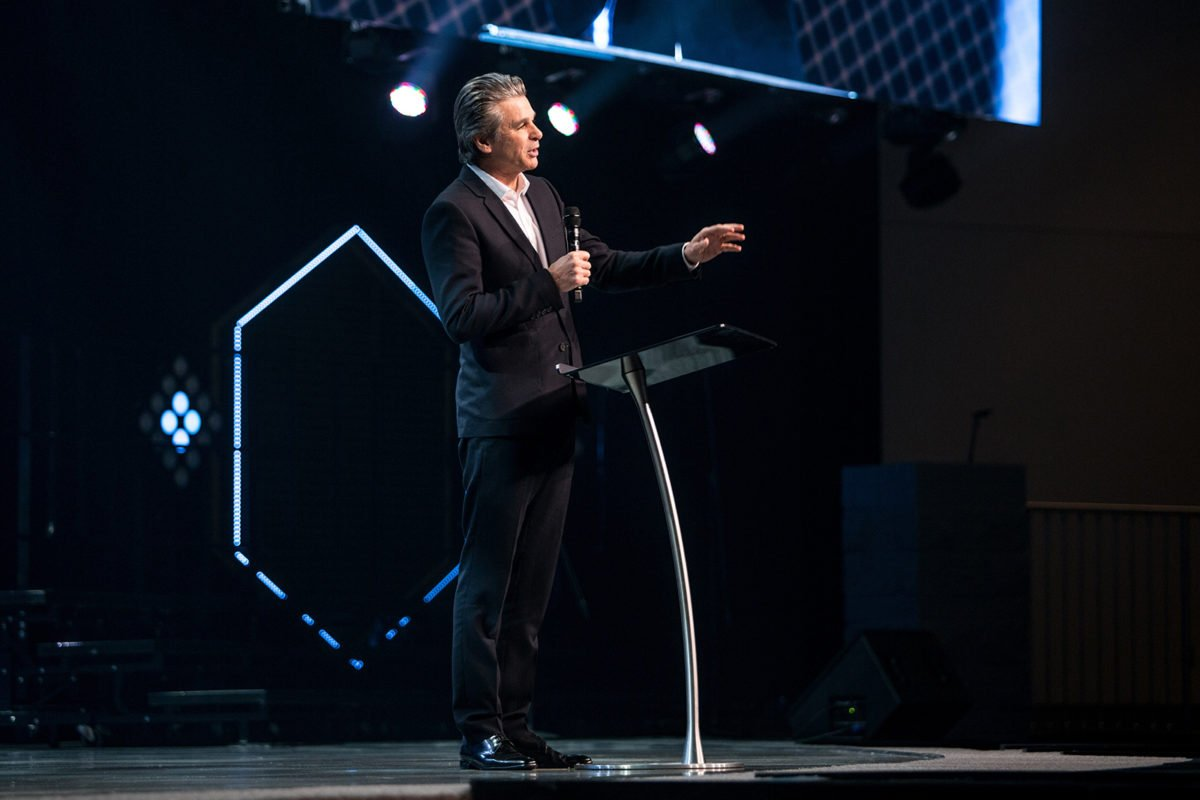 Jentezen Franklin Says 'We're Going Back to the Raw Gospel' as Megachurches Are Emptied During the Coronavirus Pandemic