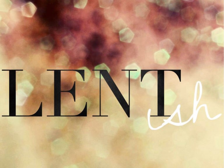 'Lent-ish' Gives Up Traditional Practices for Lent