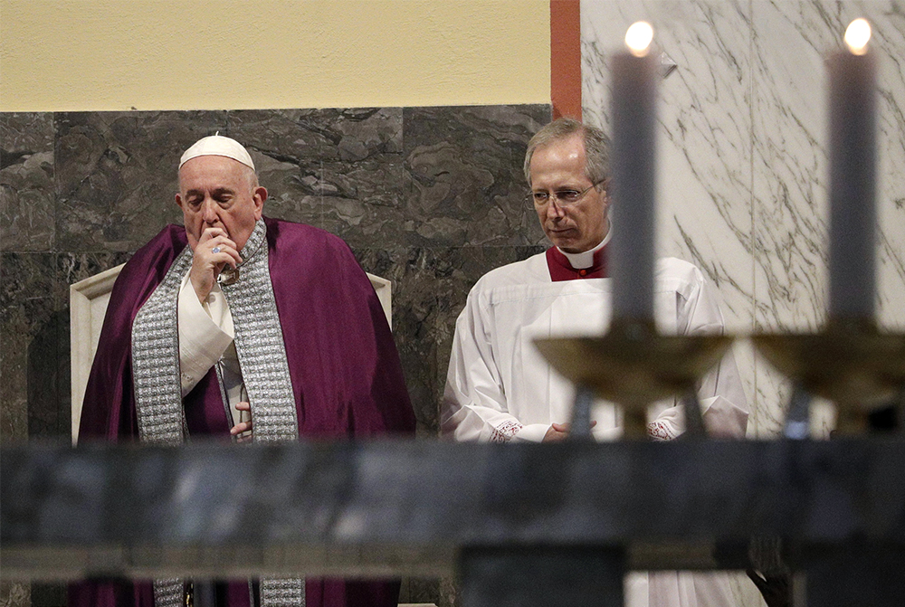 After Slight Cold, Pope Francis Reportedly Tests Negative for Coronavirus