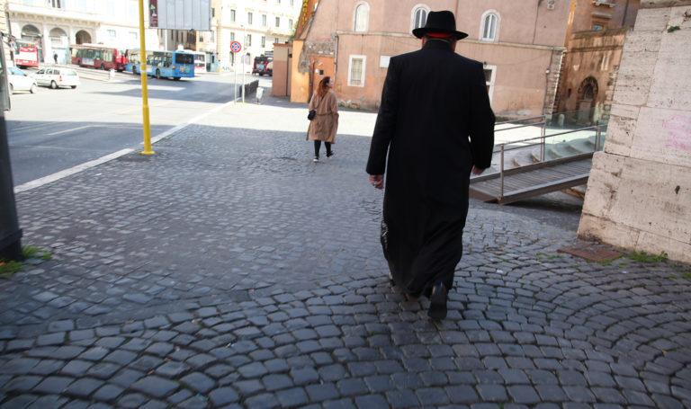 "Catholics Rail Against ""Christ in Quarantine"" Church Closures in Rome"