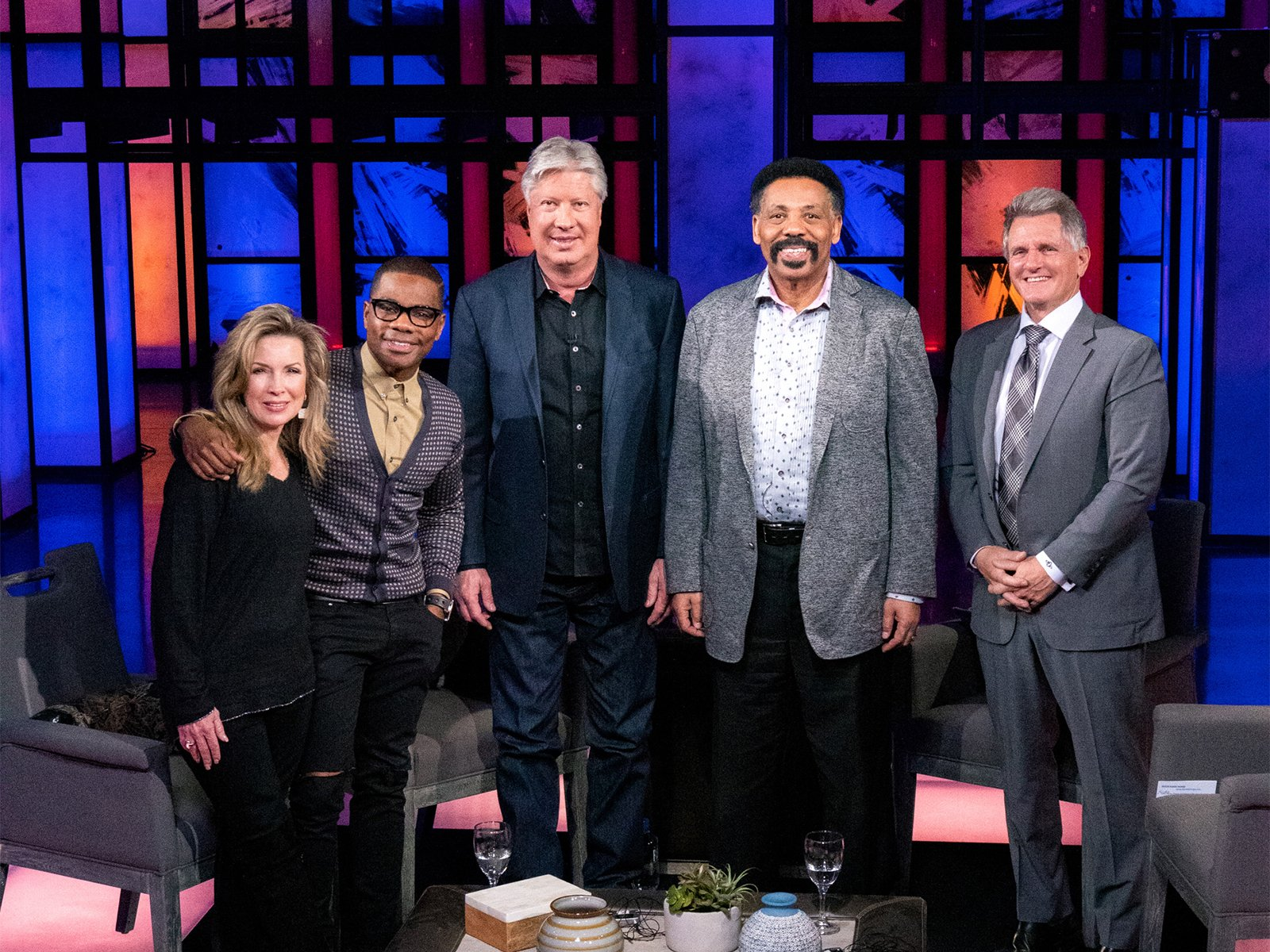 WATCH: TBN to Air Special on Race Relations in the Church With Kirk Franklin, Pastor Tony Evans, Pastor Robert Morris, and Matt Crouch Four Months After Dove Awards Controversy